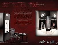 Montblanc fair stand proposal
