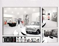 Mary Quant fashion exhibition