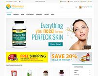 Pharmacy, Premium Magento Health Drugs Theme