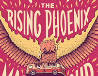 Rising Phoenix Magic Bus Tour