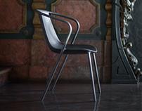 Re-Design da Cadeira Portuguesa por Nuno Ladeiro