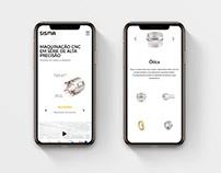 Sisma | Webdesign