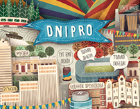 Dnipro Postcard (Updated)