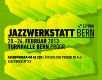 Jazzwerkstatt Festival 2013