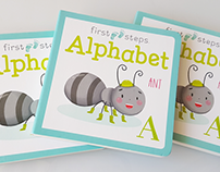 First Steps Alphabet - Hinkler Books