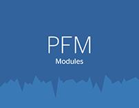 PFM modules