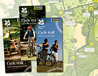 National Trust Cycle Trail - Maps and leaflets