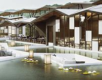 Hon Tre Resort & Spa Restaurant