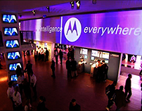 Motorola - CTIA, Los Angeles 2006