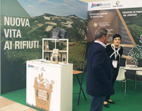 Gruppo Hera | Exhibition stand and leaflet