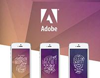 Adobe Summit 2014 Key Note Typographic Set