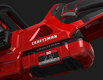 Craftsman V60 Chainsaw