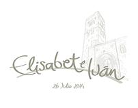 Ilustración / invitaciones boda