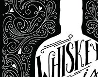 Poster - Whiskey