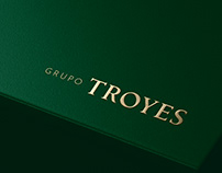 Troyes Investment Group - Brand Design