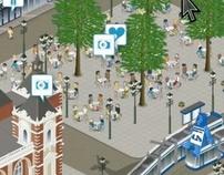 Webbased 3D City of Amsterdam