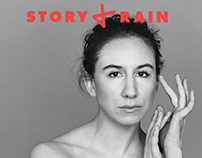 """Story & Rain """"Her Life is Her Art"""" Campaign"""