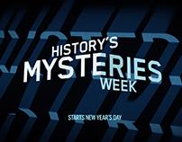 History's Mysteries Week