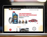 Lubrinorte - Web Concept