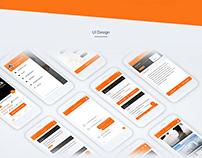 TalentNext UI/UX