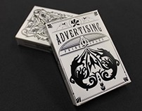 Advertising Principles Playing Cards