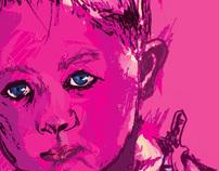 Contemporary Portraits - Digital Drawings 3