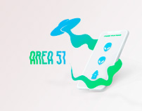 AREA 51™ - Neumorphism Store App