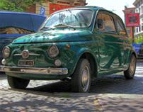 The unforgettable FIAT 500
