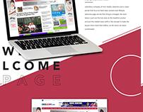 Okezone.com Landing Page Revamp 2017