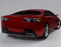 Lancer Concept Design