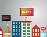 Helloo - Comunicação digital residencial