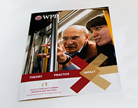 WPI University Overview Brochure