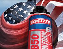 Loctite - Advertising campaign