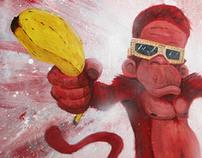 Rock N'Rolla Monkey