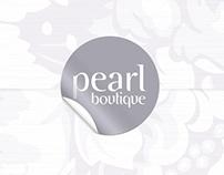 Pearl Boutique - Identity