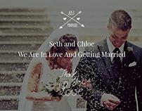 Events Photos - Wedding WordPress Theme