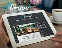 Phrase - Responsive WordPress Blog Theme