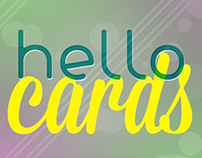 Hello / Goodbye / Celebration Cards