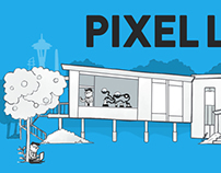 ThinkPixelLab.com Animated Header