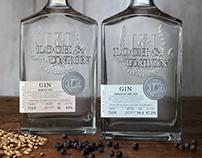 Loch & Union Bottle, Package, & Logo Design