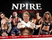 NPIRE BAD ASS EDITION