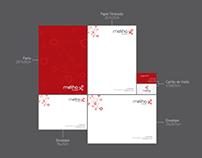 Branding Metha Comercial