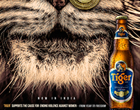 Tiger Beer - India Launch Ad