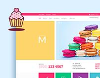 Macaroon - Pastry & Sweet Shop
