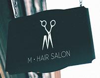 M • HAIR SALON