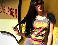 Design by Humans - Cheeseburger by Shannon Posedenti
