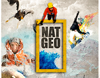 National Geographic - Television Series Poster