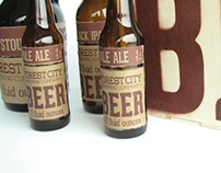Beer Packaging: Forest City Brewing Company