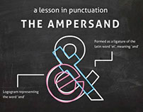 A Lesson in Punctuation: Typographic Posters