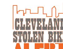 Cleveland Stolen Bike Alert